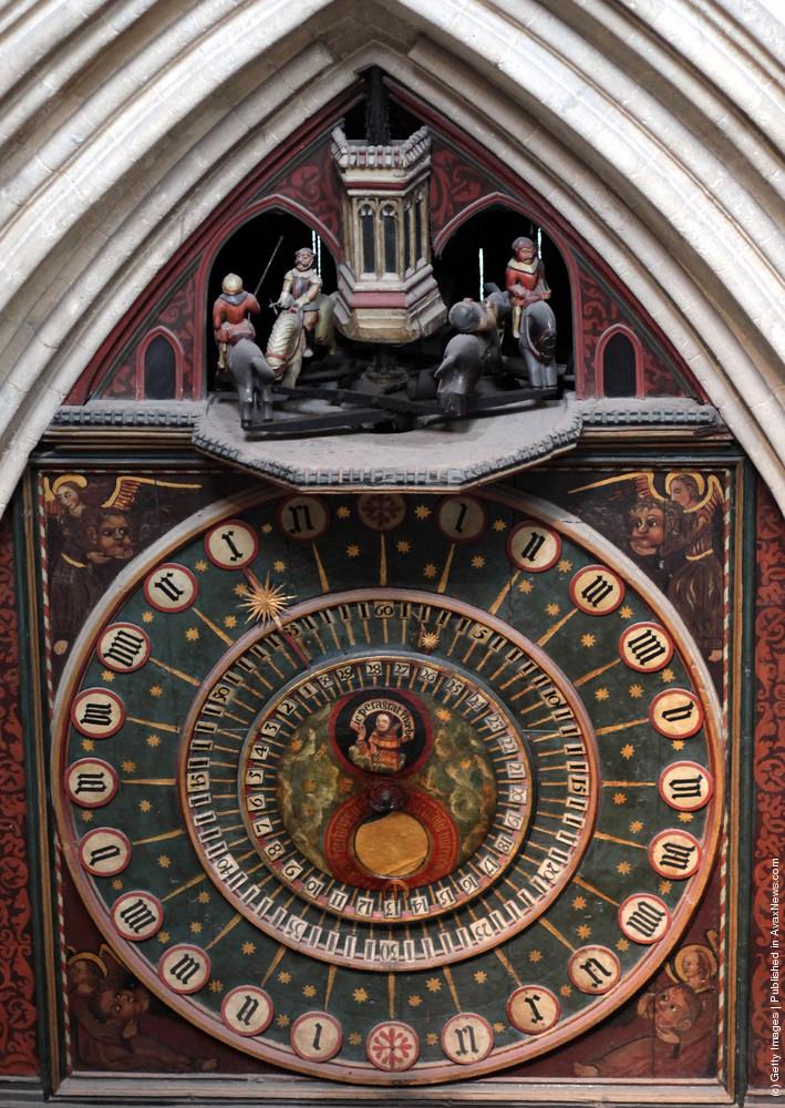 Wells Clock – World's Oldest Mechanical Clock