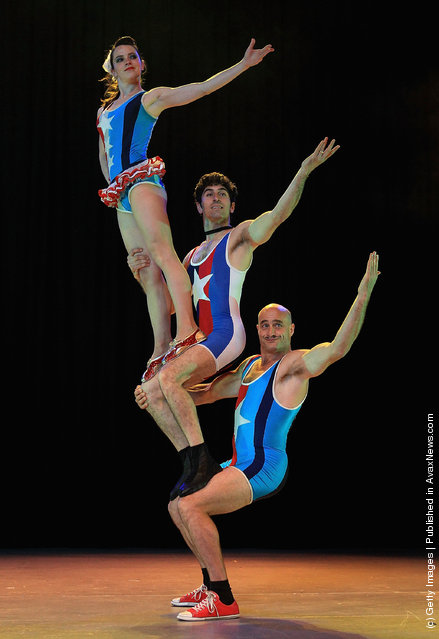 National Institute Of Circus Arts Festival