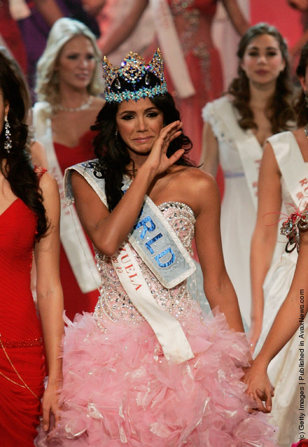 Miss Venezuela Ivian Sarcos Miss World 2011