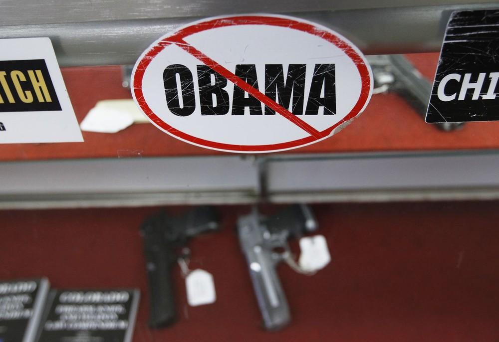 Gun Control in USA