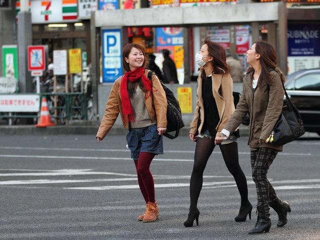 """Lucky"". Shinjuku, 2012. (Asian (Street) Impressions)"