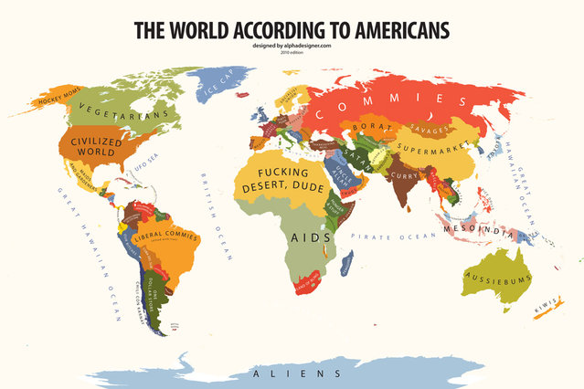The World According to USA