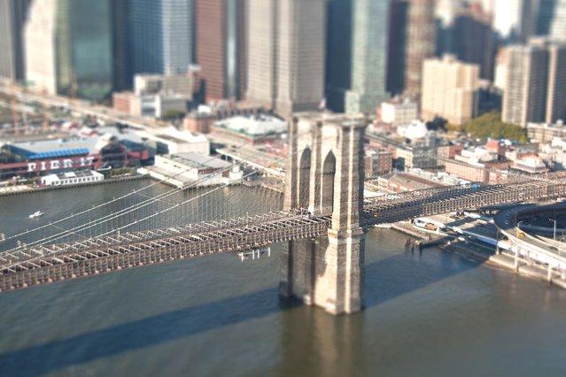 Brooklyn Bridge. (Photo by Richard Silver)