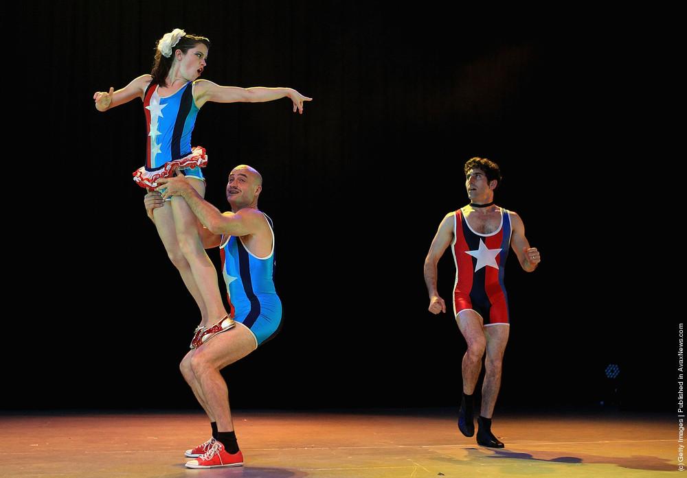 National Institute Of Circus Arts Festival Media Call