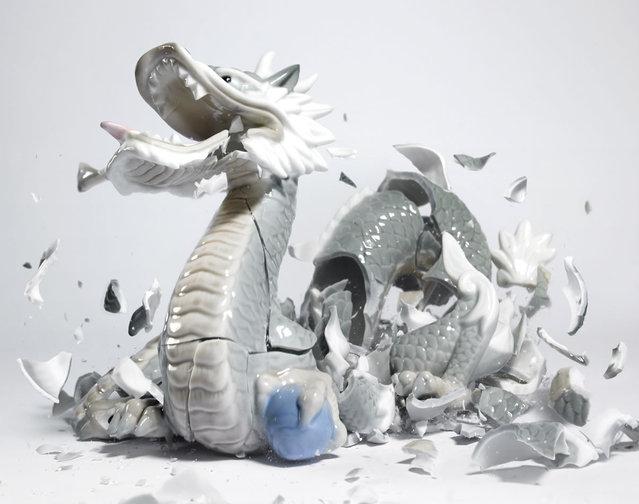 Porcelain Figurines By Martin Klimas