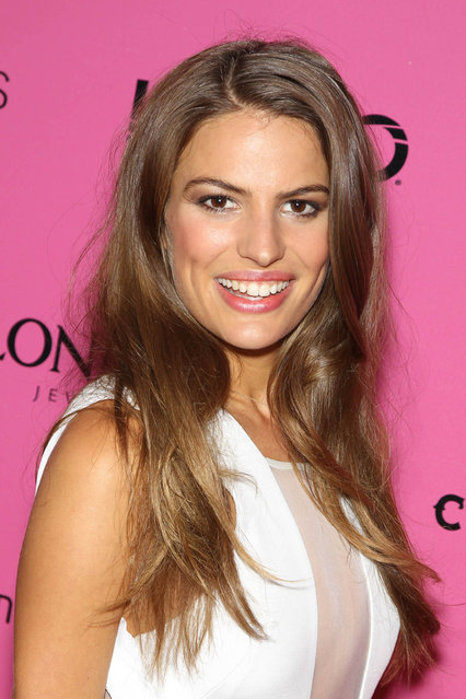 Model Cameron Russell attends the after party for the 2012 Victoria's Secret Fashion Show at Lavo NYC on November 7, 2012 in New York City. (Photo by Jim Spellman/WireImage)