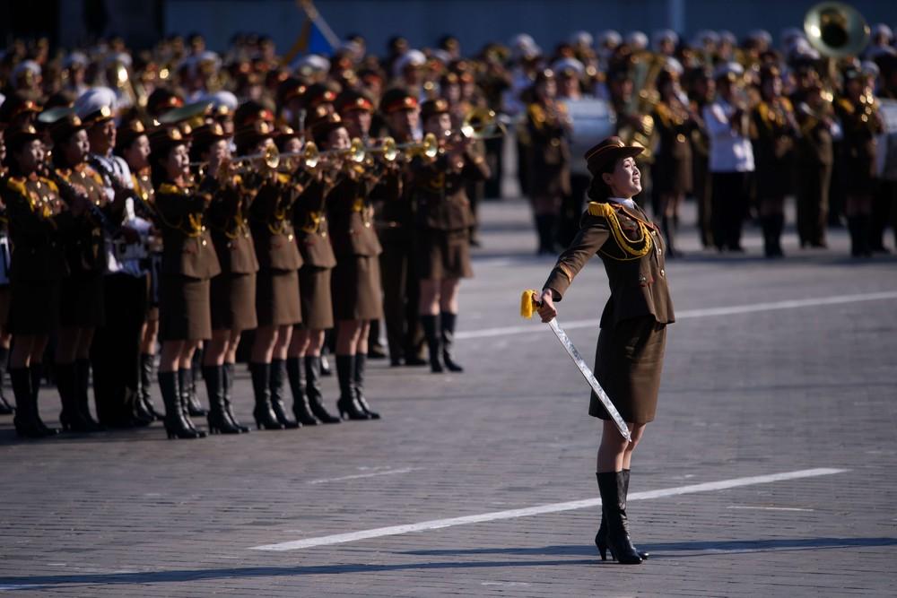North Korea Celebrates Anniversary