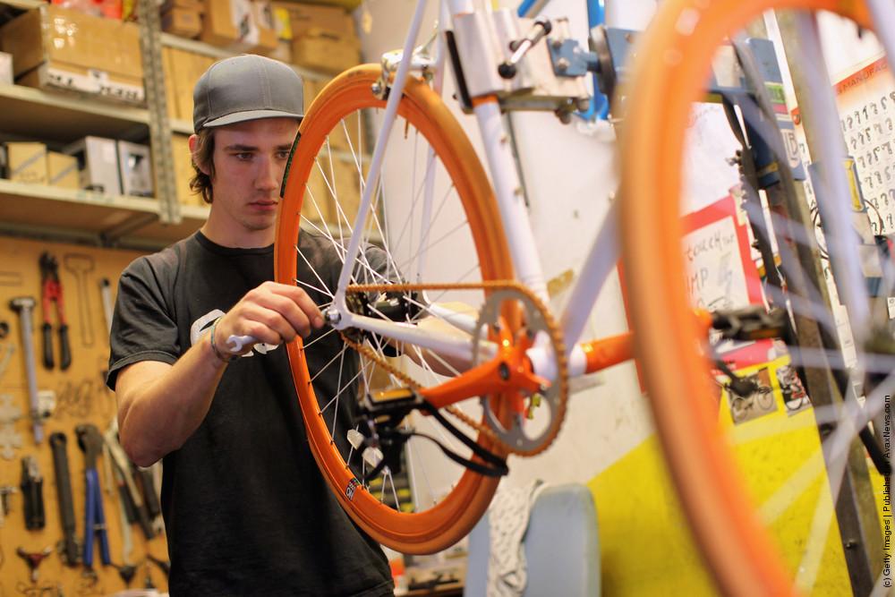 Customised Bikes At East End Bike Builders