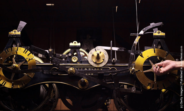 World's Oldest Mechanical Clock