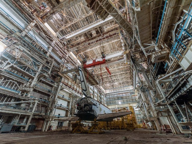There are currently no known plans to renovate the base in the near future. (Photo by Ralph Mirebs/Exclusivepix Media)