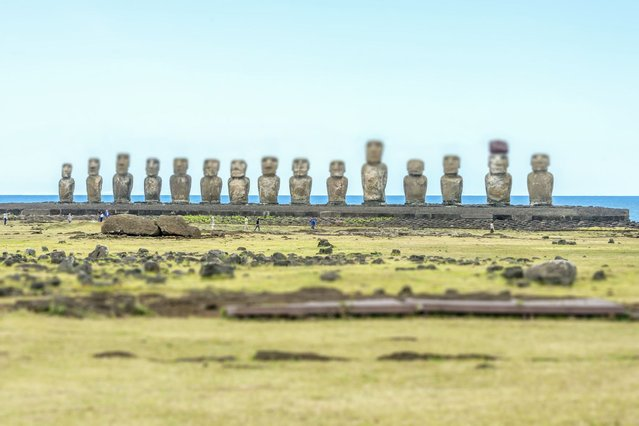 Easter Island. (Photo by Richard Silver)
