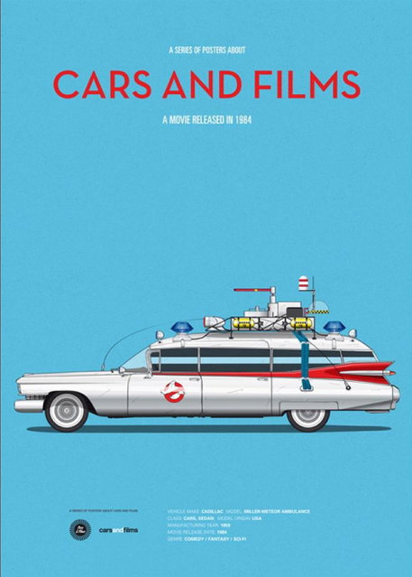 Cars And Films By Jesus Prudencio