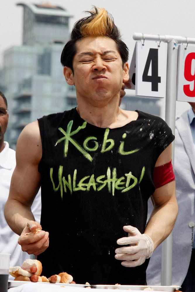 Eater Takeru Kobayashi