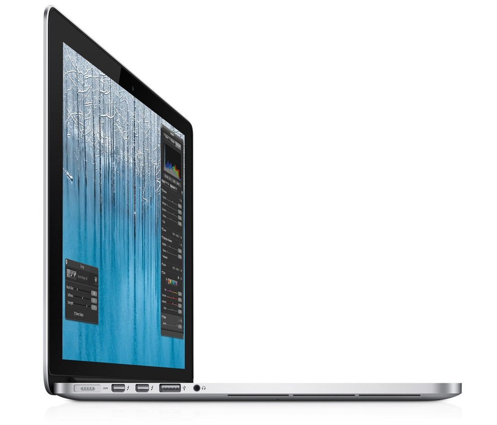 The New MacBook Pro