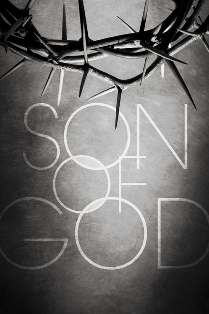 "A teaser poster for ""Son of God"". Design: Gravillis Inc., Los Angeles. (Photo by Key Art Awards 2014)"