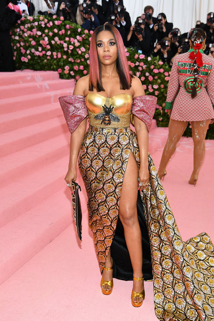 Regina Hall attends The 2019 Met Gala Celebrating Camp: Notes on Fashion at Metropolitan Museum of Art on May 06, 2019 in New York City. (Photo by Dimitrios Kambouris/Getty Images for The Met Museum/Vogue)