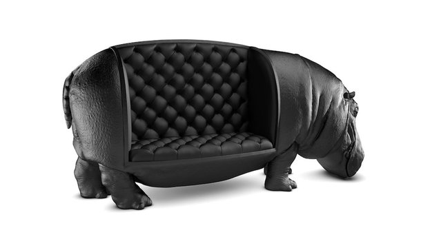 Animal Chair By Maximo Riera