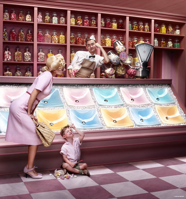 Candy Store. (Photo by Erwin Olaf)