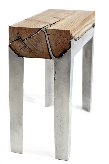 Wood Casting By Hilla Shamia