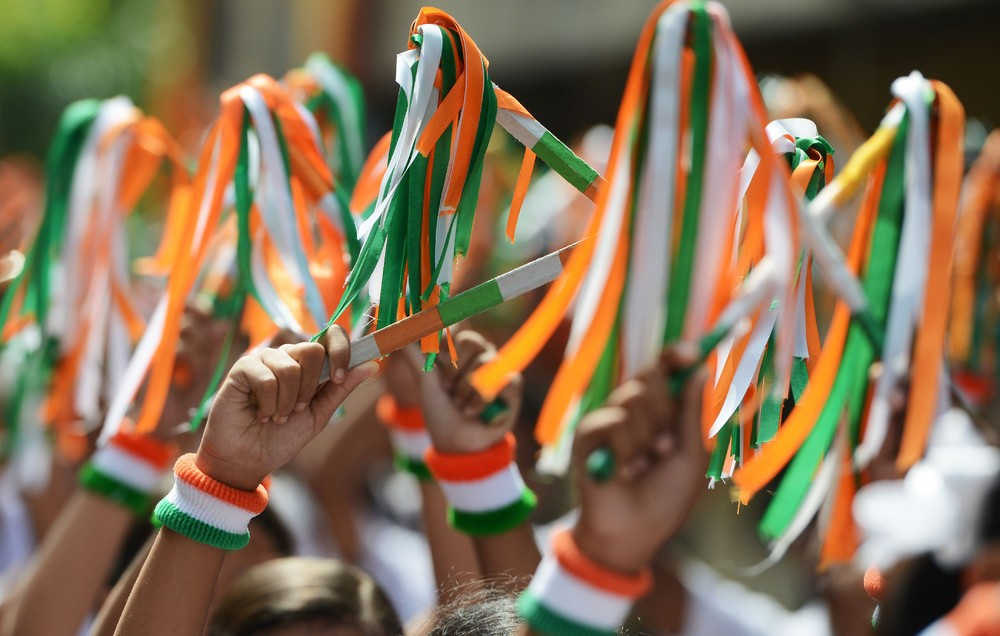India Independence Day 2016
