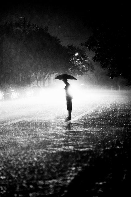 """Alone"". (Photo by Jonathan Kos-Read)"