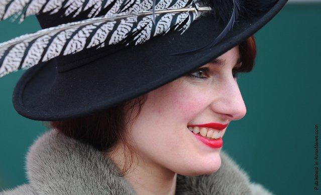 Cheltenham Festival - Ladies Day