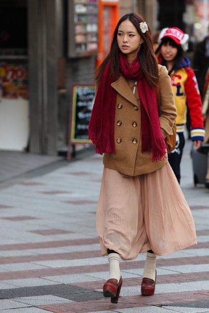 """No fault"". Shibuya, 2012. (Asian (Street) Impressions)"