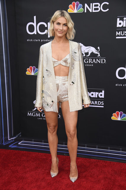 Julianne Hough attends the 2019 Billboard Music Awards at MGM Grand Garden Arena on May 01, 2019 in Las Vegas, Nevada. (Photo by Frazer Harrison/Getty Images)