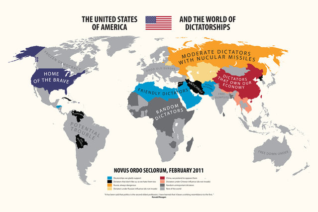 USA and the World of Dictatorships
