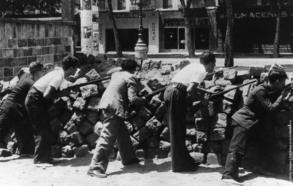 Spanish Civil War. Part II