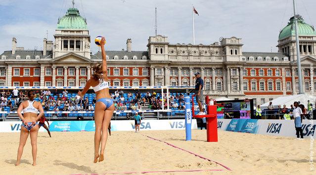 Beach Volleyball Margo Wiltens
