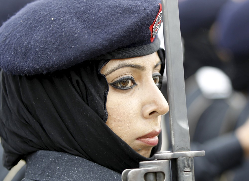 Female Police Officers in Pakistan