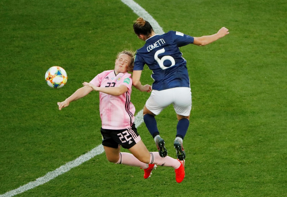 2019 FIFA Women's World Cup, Part 3
