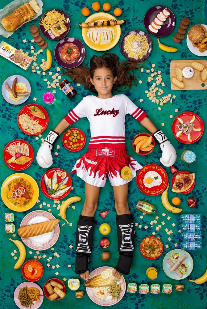 What Kids around the World Eat