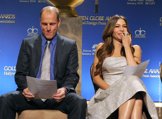69th Annual Golden Globe Awards Nominations