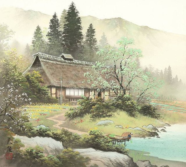 Painting By Koukei Kojima