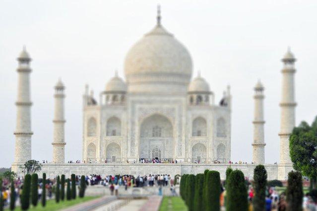 Taj Mahal. (Photo by Richard Silver)