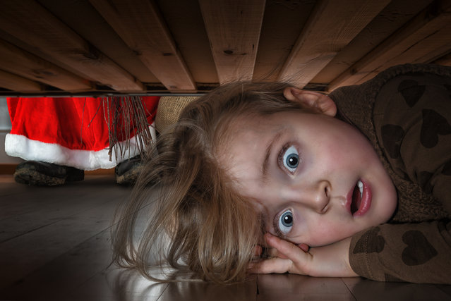 """Just the annual guilty conscience"". (John Wilhelm)"