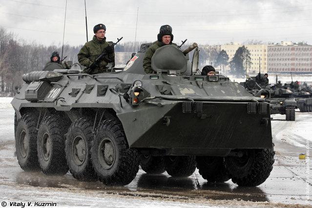 The BTR-80