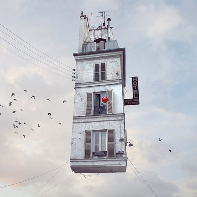 Laurent Chéhère by Flying Houses