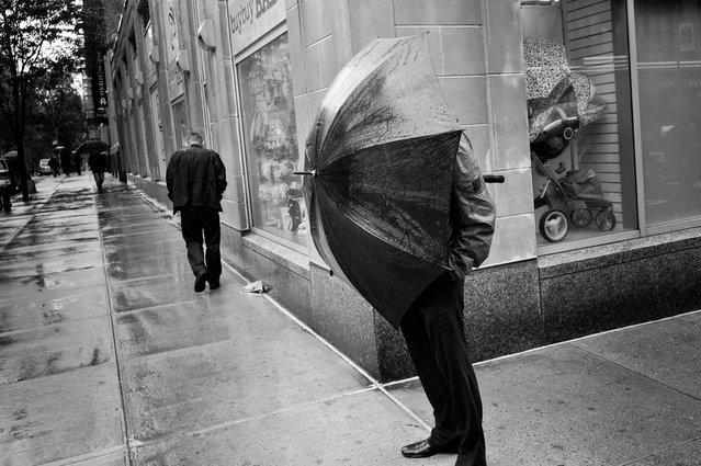 """Hurricane Sandy – NYC"". (Photo by Scott Witt)"