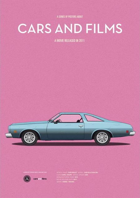 Cars And Films By Jesus Prudencio