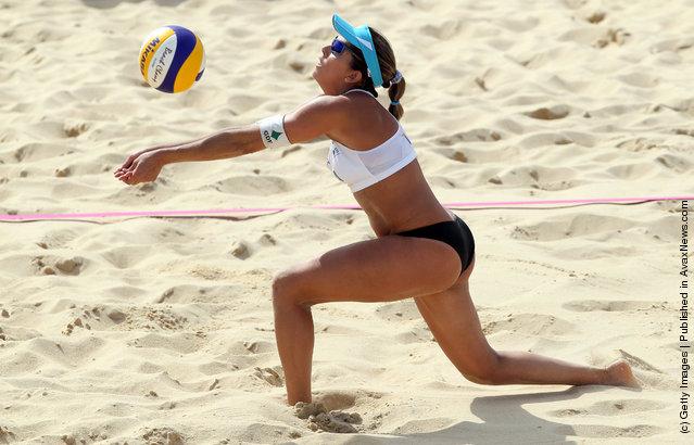 Beach Volleyball Angela Vieira