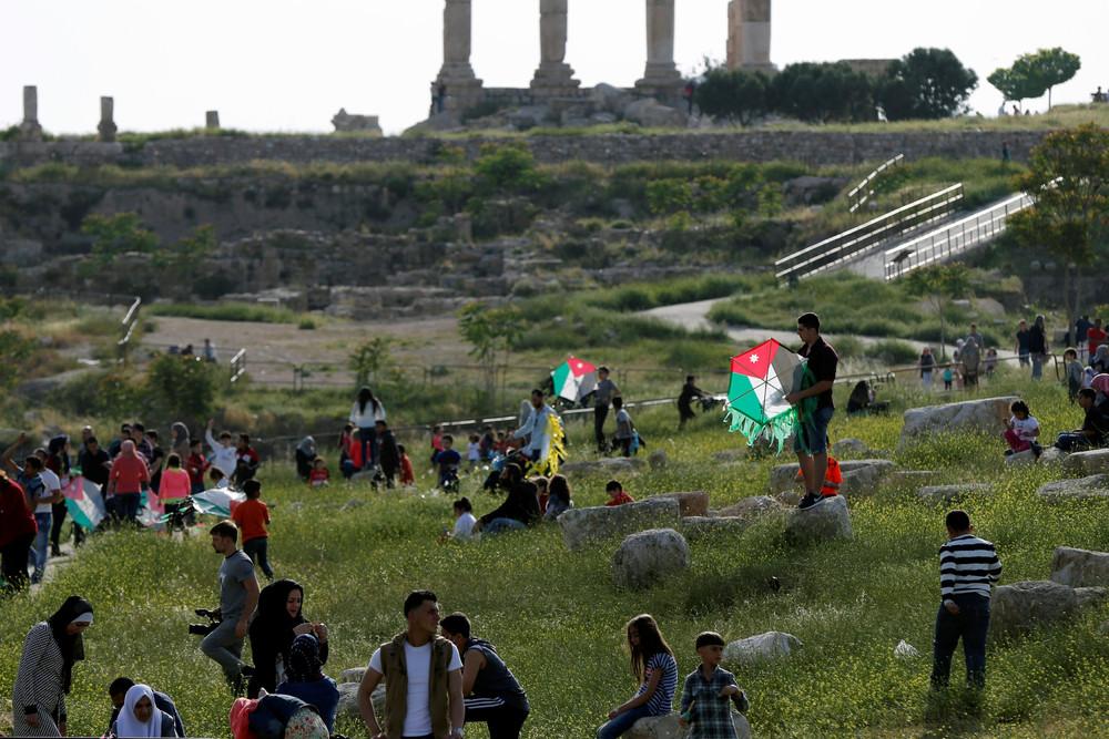Spring Celebration in Amman