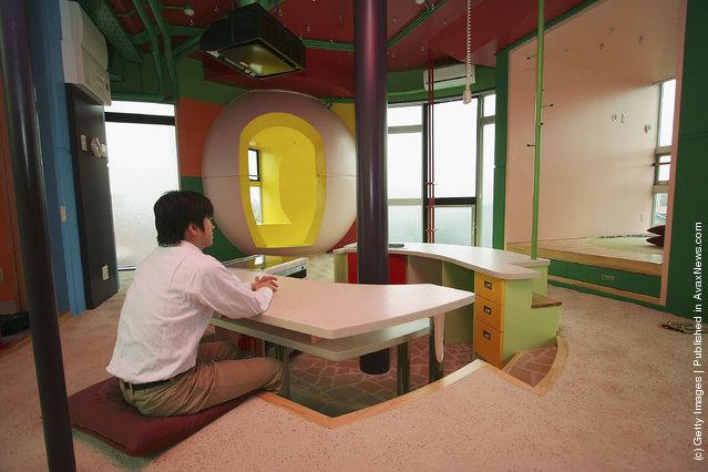 Concept Design Home Reversible Destiny Lofts MITAKA: In Memory Of Helen Keller By Reversible Destiny Foundation and Shusaku Arakawa