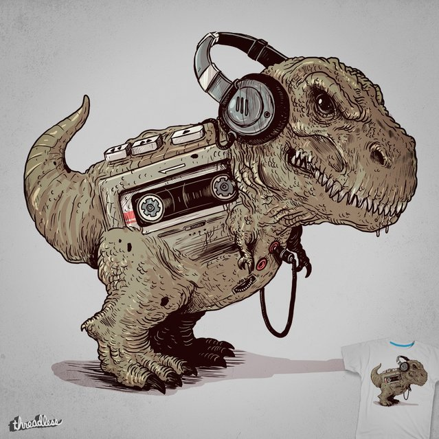 Prehistoric By Alex Solis