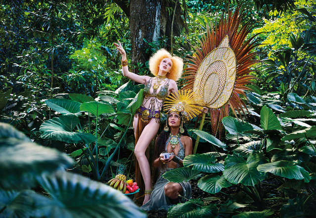 Sustain – June. (Photo by David LaChapelle/The Guardian)