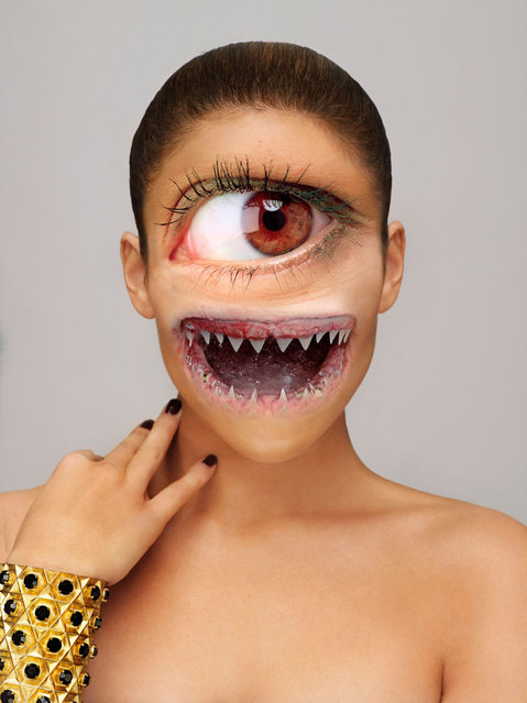 Trademarked Cyclops Photoshop. (Photo by Sebastian Niedlich)
