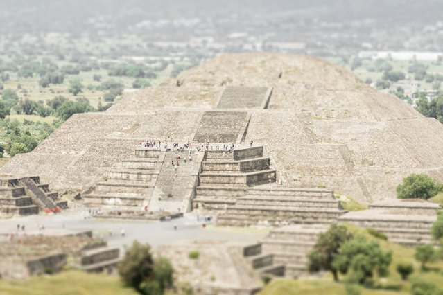 Teotihuacan. (Photo by Richard Silver)
