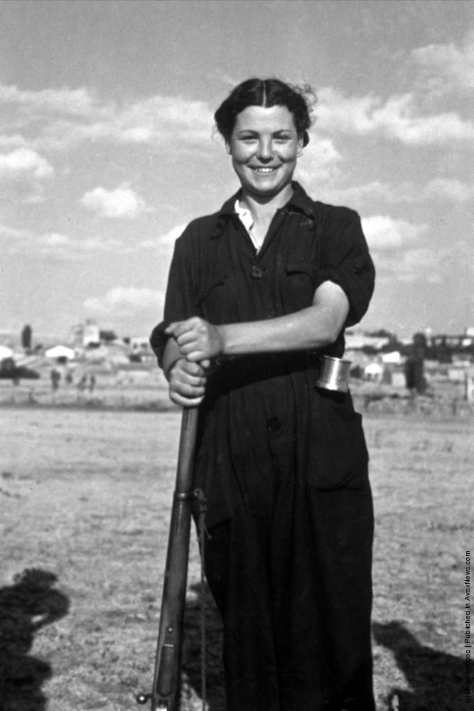 Spanish Civil War. Part III